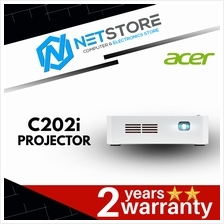 Acer C202i Portable LED 16:9 Aspect Ratio Projector