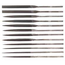 [From USA]General Tools S475 Swiss Pattern Needle Files Set of 12