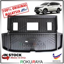 Toyota Rush 2018 Custom Fit Original PE Non Slip Rear Trunk Boot Cargo