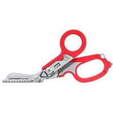 [From USA]Leatherman Red Raptor Shears with Utility Holster 832333