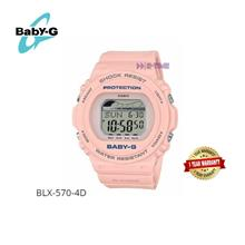 100% ORIGINAL CASIO BABY-G BLX-570-4D GLIDE SPORT WATCH BLX-570