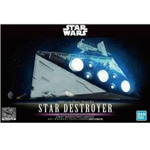 Bandai Star Wars 1/5000 Star Destroyer (Lighthing Mode)