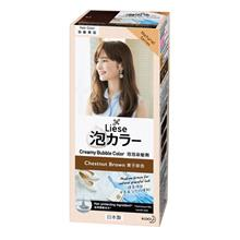 LIESE Creamy Bubble Color Chestnut Brown 1s