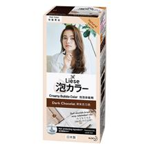 LIESE Creamy Bubble Color Dark Chocolat 1s
