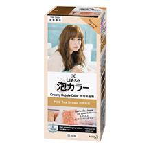 LIESE Creamy Bubble Color Milk Tea Brown 1s