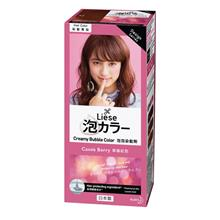 LIESE Creamy Bubble Color Cassis Berry 1s