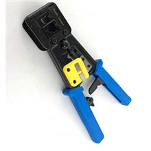 [From USA]RJ45 Professional Heavy Duty Crimp Tool Ethernet Connector Crimper C