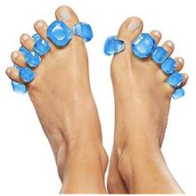 [USA Shipping]YogaToes GEMS: Gel Toe Stretcher & Toe Separator - Americaâ