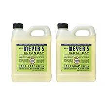 [USA Shipping]Mrs Meyers Liquid Hand Soap Refill  Lemon Verbena
