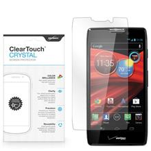 [From USA]Motorola DROID RAZR MAXX HD Screen Protector BoxWave [ClearTouch Cry