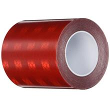 [FromUSA]3M 3432 Red Micro Prismatic Sheeting Reflective Tape – 3 in. X 15 f