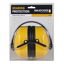 [FromUSA]Maxpower 339476 Safety Ear Muffs Noise Reduction Rating of 25 dB