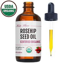 [USA Shipping]Rosehip Seed Oil by Kate Blanc. USDA Certified Organic 100% Pure