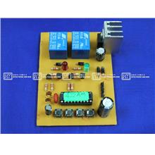 HT422A AUTO / MANUAL BI-DIRECTIONAL DC MOTOR CONTROL / Electronics Kit