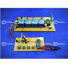 HT384 4 Channels RF Remote Controller / Electronics Kit