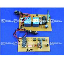 HT382 2 Channels RF Remote Controller / Electronics Kit