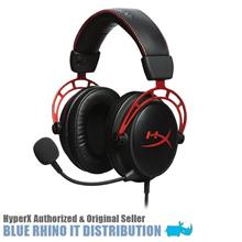 Kingston HyperX Cloud Alpha Gaming Headset - Red (HX-HSCA-RD/AS)