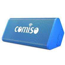 [From USA]COMISO Portable Bluetooth Speaker 12W IPX7 Waterproof Bluetooth 4.2