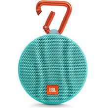 [From USA]JBL Clip 2 Waterproof Portable Bluetooth Speaker (Teal) (Teal)