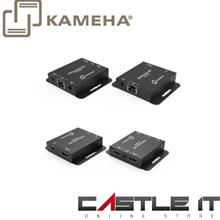 KAMEHA EXTENDER HDMI WITH POE IR RECEIVER 50M KA037A KA037 replacement