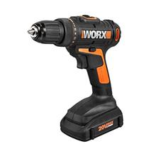 [From USA]WORX 20V Cordless Drill and Driver 2-Speed Design with Precise Torqu