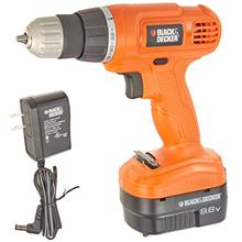 [From USA]BLACK+DECKER GC960 9.6 volt NiCad Drill/Driver