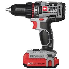 [From USA]PORTER-CABLE 20V MAX Cordless Drill/Driver 1/2-Inch Tool Only (PCCK6