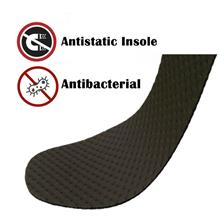Getah Breathable Deodorization Antibacterial And Antistatic Insole 1 Pair