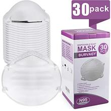 [USA Shipping]N95 Disposable Dust Masks NIOSH-Certified Particulate Respirator
