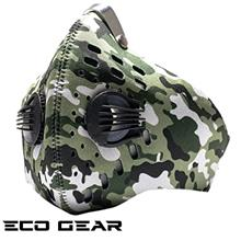 [USA Shipping]ECO-GEAR Anti Pollution Face Mask with Military Grade N95 Protec