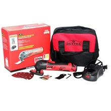 [From USA]Dextra 15030 12-Volt Lithium-Ion Cordless Multi-Tool Kit