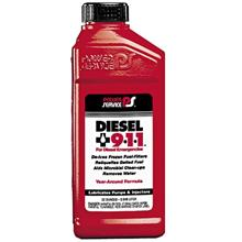 [From USA]Power Service 08025-12-12PK Diesel 9-1-1 Anti-Gel - 32 oz. (Case of