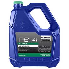 [From USA]Polaris Factory ATV  & Snowmobile 4-Cycle PS4 Plus Synthetic Oil