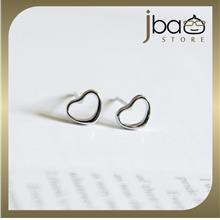 Love Earrings 925 Sterling Silver Earring Studs Birthday Valentine Gift