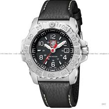 LUMINOX 3251 Navy Seal Steel 24-hr Date leather strap black