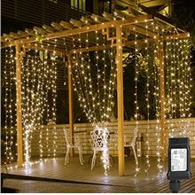 huge discount eb86d 2a78a [USA Shipping]LE 306 LED Curtain Lights 9.8 x 9.8 ft 8 Modes Plug in Fairy  Str