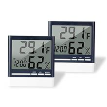 [USA Shipping]Humidity Monitor Digital Indoor Hygrometer with LCD Display Temp