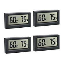 [USA Shipping]Pinmu 4-Pack Mini Digital Electronic Temperature Humidity Meters