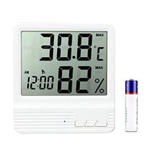 [USA Shipping]Mengshen Indoor Hygrometer Thermometer Home Office Digital Tempe
