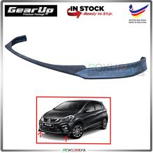 Perodua Myvi (3rd Gen) 2018 PU Rubber Bodykit Front Skirting Gear Up
