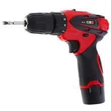 [From USA]VOTO Cordless 12V Electric Screwdriver AC 100-240V Drill with 2 Lith