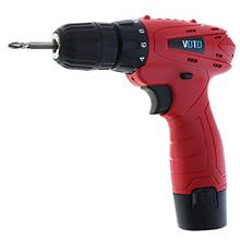 [From USA]VOTO Rechargeable Cordless 12V Electric Screwdriver AC 100-240V Rota