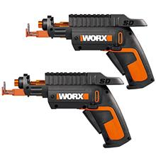 [From USA]WORX WO7035 2-Pack of WX255L SD Semi-Automatic Cordless Screw Driver