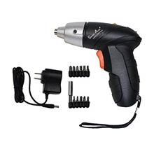 [From USA]Seven Avail Cordless Screwdriver Drill Combo Kit - Electric Tool Set