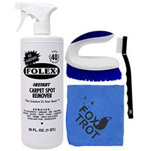 [From USA]Folex Instant Carpet Spot Remover Kit - 32 OZ Spray Folex Carpet and