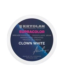[USA Shipping]Kryolan 1083 Supracolor 8.5oz/150ml (CLOWN WHITE)