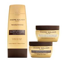 [USA Shipping]Andre Walker Hair Mojave Gold System