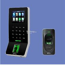 Fingerprint door access attendance in out F22 and FR1200 KL