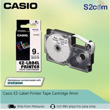 Casio EZ-Label Printer Tape Cartridge 9mm