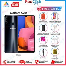 Samsung Galaxy A20s (3GB/32GB) + 4 Free Gift Worth RM109